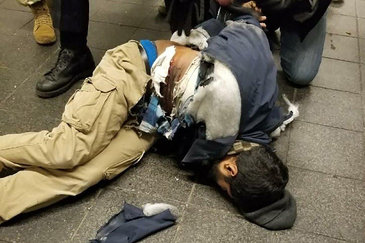 Мер Нью-Йорка: вибух наавтостанції був терактом