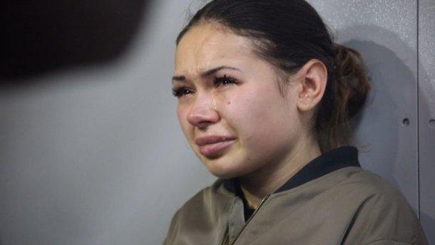 Смертельна ДТП вХаркові: Зайцевій надва місяці продовжили арешт