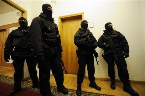 Умерії Харкова проходять обшуки,— прокуратура