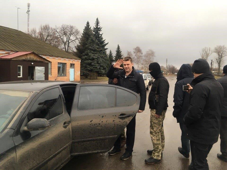 НаДонбасі затриманий скандальний екс-депутат Лесик (доповнено)