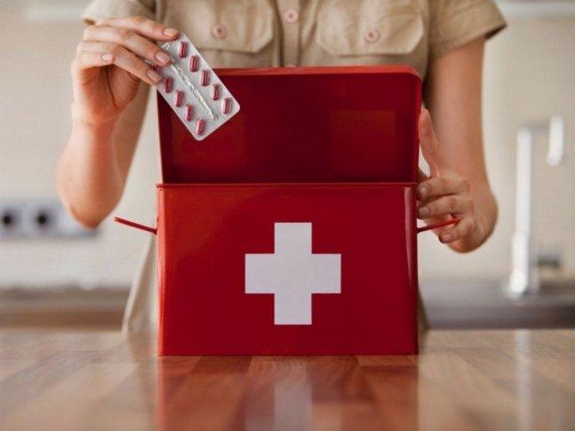 МОЗ готує зміни докомплектації автомобільної аптечки