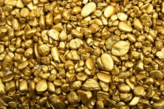 ВУкраїні знайшли великі поклади золота