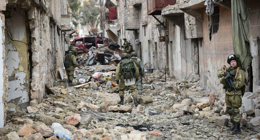 УРосії заявили про загиблих вСирії громадян
