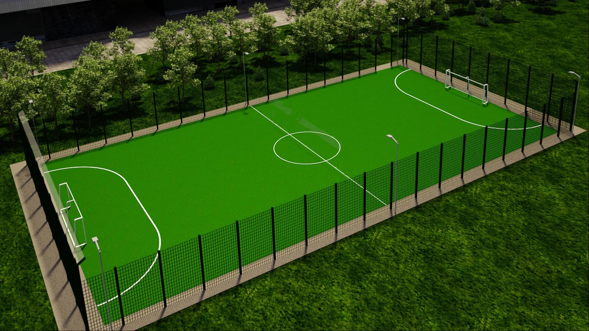 Буде у Левкові міні-футбол