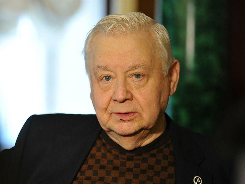 Пішов з життя відомий російський актор і режисер Олег Табаков