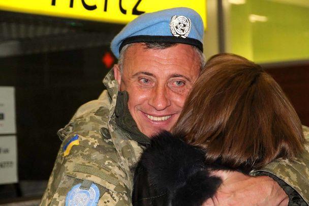Зі Львова доКонго вирушили 250 миротворців