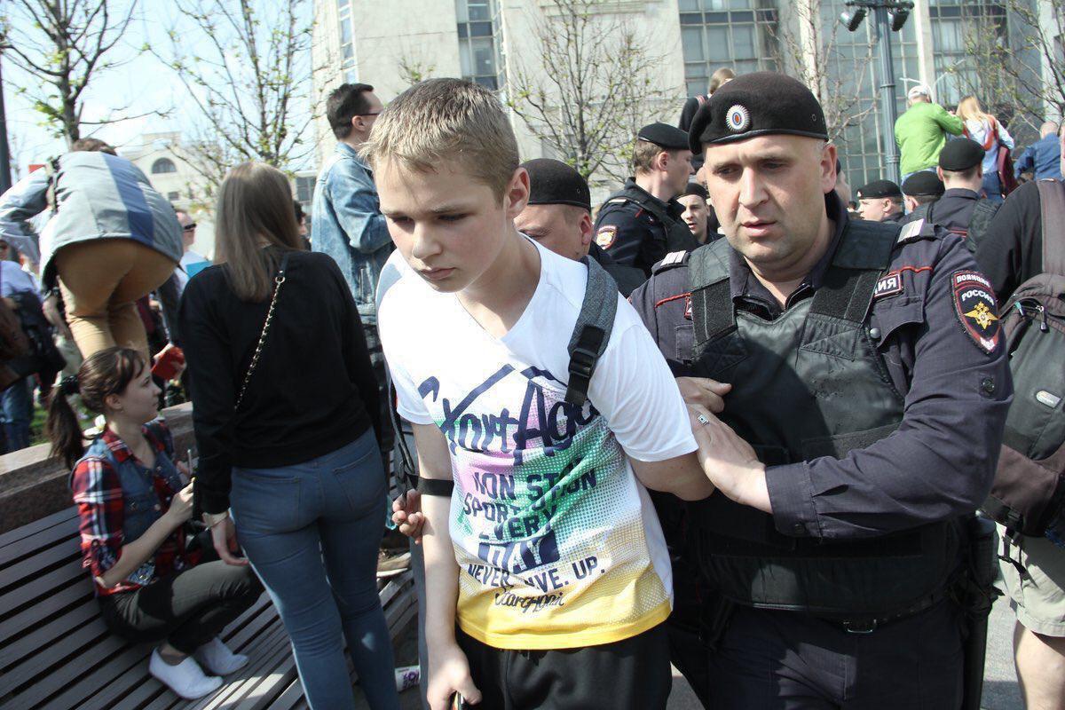 США засуджують затримання вРосії учасників мирного протесту— Держдепартамент