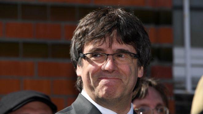 Суд недозволив обрати Пучдемона прем'єром Каталонії заочно