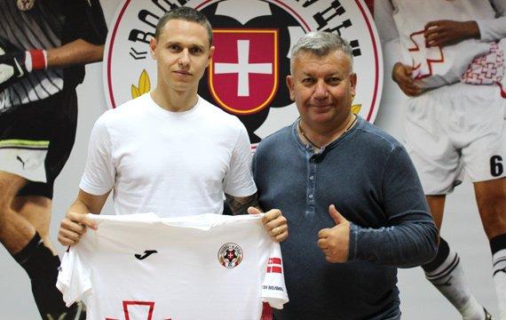 Луцька Волинь поповнилась новими футболістами