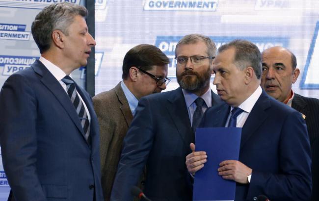 """Розкол в """"Опоблоці"""": колишня Партія регіонів висуне ще одного кандидата в президенти. Вже третього"""