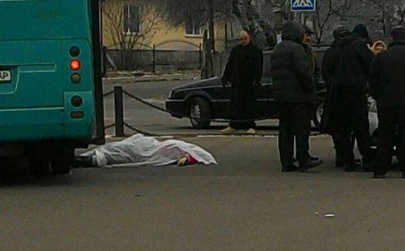 У Горохові автобус на смерть переїхав директорку школи a0545d12411de