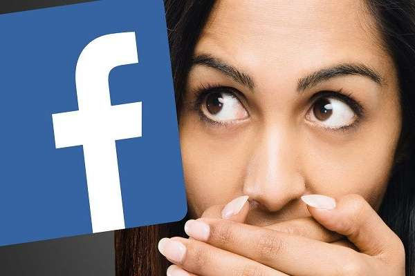 Соцмережа Facebook ворожа до свободи слова