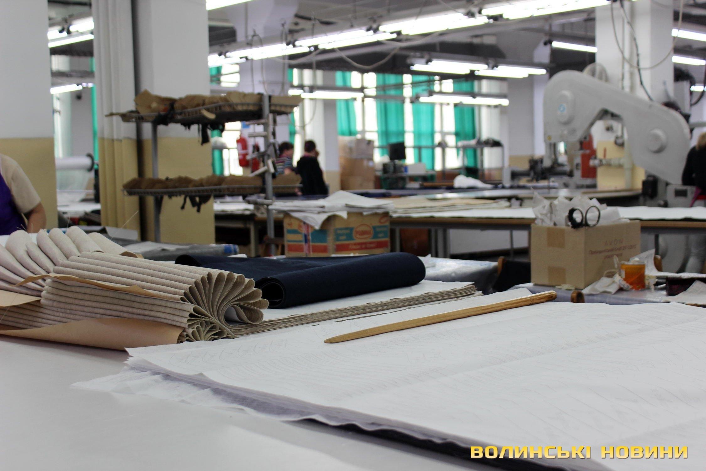 87cb17fc220459 Загалом процес виробництва в нас розділений, кожен знає, що має роботи, і  відповідає за свою ділянку праці», – сказала Стелла Станкевич.