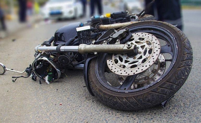 Прикарпатець на мотоциклі збив пішохода, постраждала в лікарні