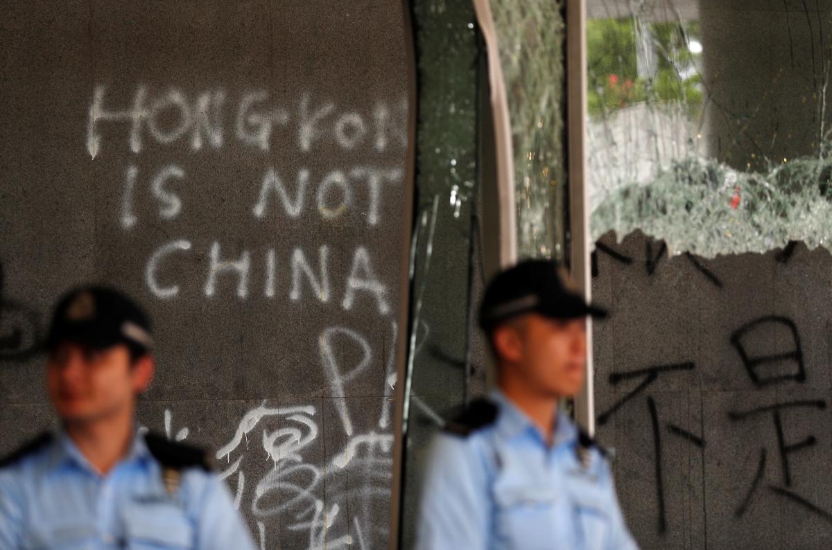 У Гонконзі відмовилися від скандального закону про екстрадицію до ...
