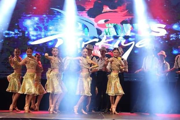 В Туреччині здобув перемогу Луцький танцювальний колектив Ритм, фото-9