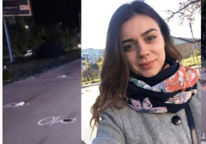 У Тернополі автівка на смерть збила студентку з Волині