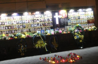 e3f160c383f126 Чи приніс Майдан зміни: спогади та віче у центрі Луцька