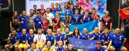Волиняни завоювали п'ять медалей на чемпіонаті світу зі змішаних єдиноборств ММА