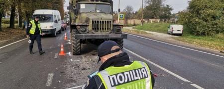 «Почався відлік з червоного і чую – удар»: подробиці ДТП у Луцьку за участю військової вантажівки - volynfeed.com