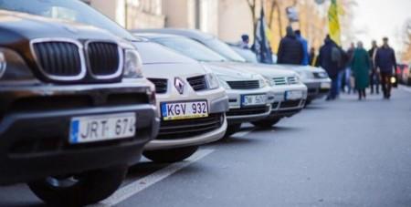 Нові правила розмитнення «євроблях»: за 1,5 місяця оформили понад 17 тисяч авто