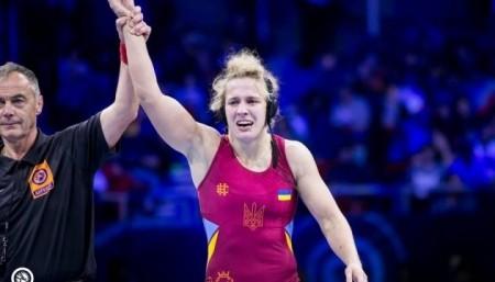 Олімпіада-2020: українська борчиня здобула бронзу у греко-римській боротьбі