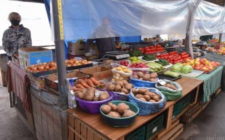 Морква та картопля подешевшали, цибуля б'є рекорди: як за рік змінились ціни на «борщовий набір» - volynfeed.com