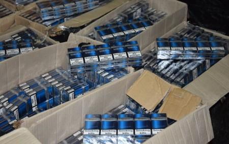 Інспектор Луцького прикордонного загону отримав 2 тис. хабара за контрабанду сигарет