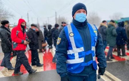 В Україні продовжують перекривати траси через підвищення цін на газ - volynfeed.com