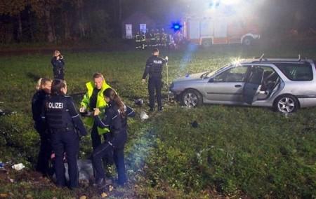 У Німеччині автомобіль в'їхав у натовп пішоходів, є жертви