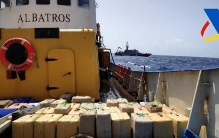 В Іспанії трьох українських моряків підозрюють в наркоторгівлі