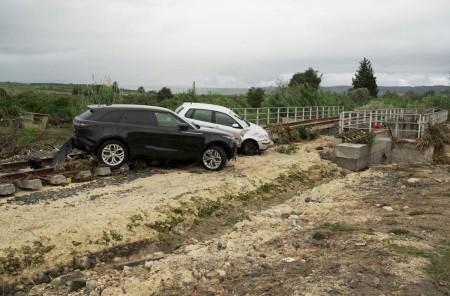 Італію накрив ураган: щонайменше двоє загиблих. Фото