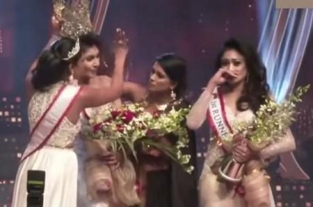 На Шрі-Ланці конкурс краси закінчився бійкою, арештували «Місіс Світу» - volynfeed.com