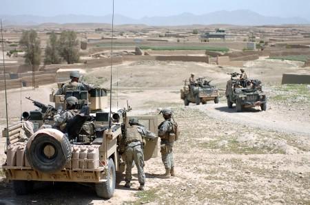 НАТО і США оголосили про виведення військ з Афганістану