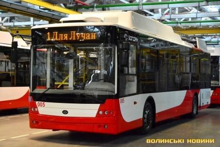 ЛПЗ та Львівську в Луцьку хочуть з'єднати тролейбусним маршрутом. Петиція