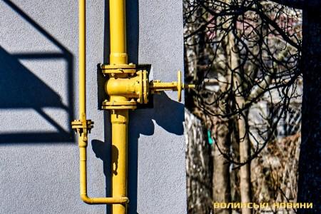 Доставка газу: Волинська облрада хоче забрати у власність газорозподільні системи