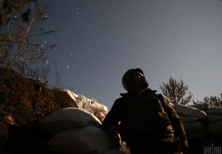 Українські війська не займали позиції у сірій зоні: в ООС спростували фейк бойовиків