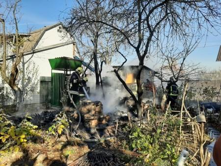 На Волині в пожежі загинув 61-річний чоловік