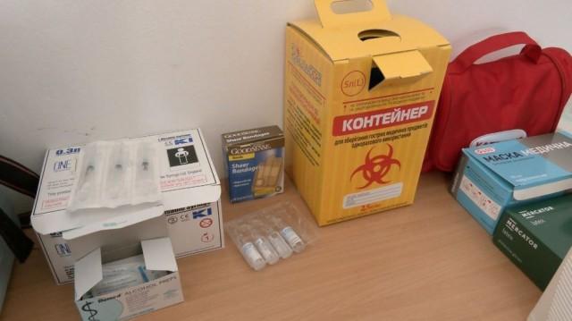 як волиняни вакцинуються від COVID-19 у поштових відділеннях
