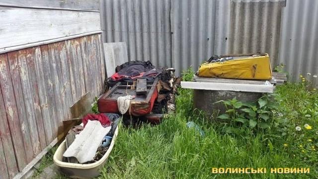 Чоловік згорів у власній хаті (ФОТО), фото-1