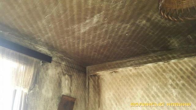Чоловік згорів у власній хаті (ФОТО), фото-5