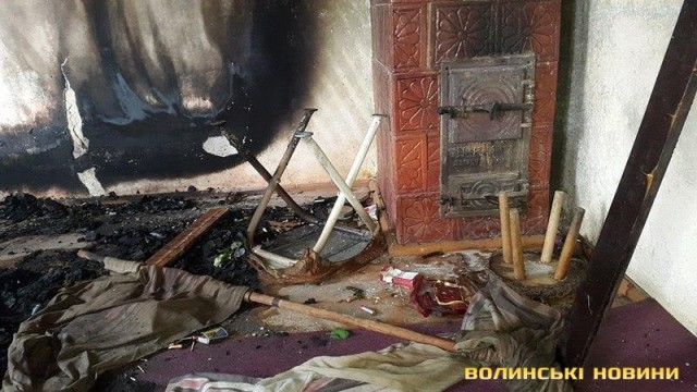 Чоловік згорів у власній хаті (ФОТО), фото-2