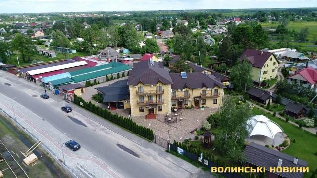 Готель «Лемарк»