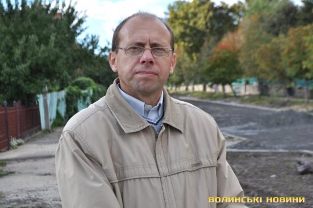Володимир Музиченко – голова єврейської громади Володимира-Волинського