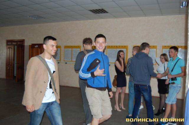 Паперові сукні розглядали у Луцьку (ФОТО), фото-11