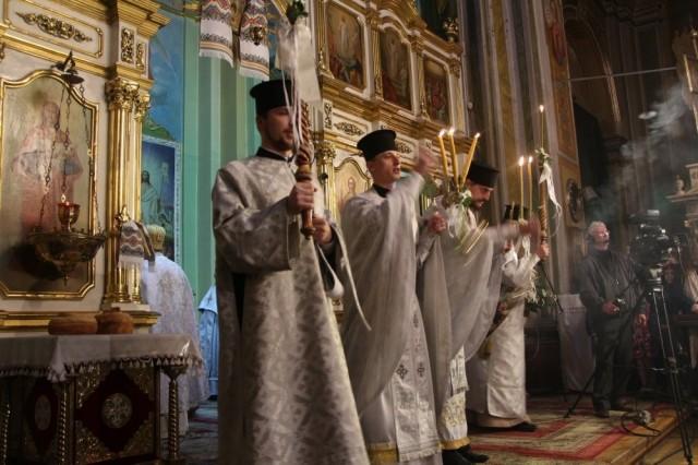 На Великдень в головному храмі Волині відбулись урочисті Богослужіння (ФОТО, ВІДЕО), фото-3