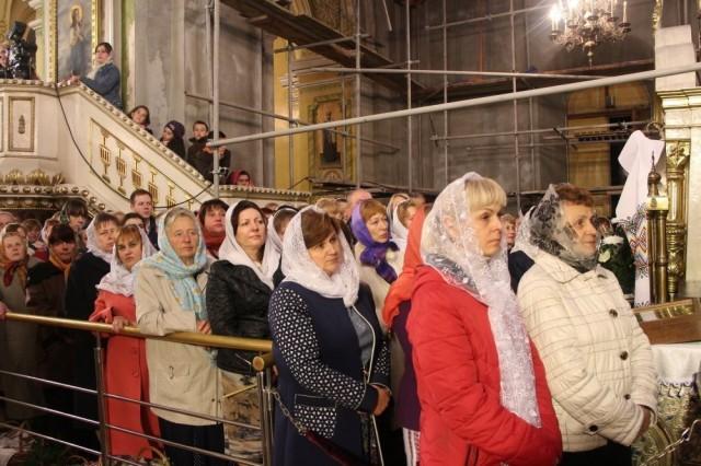 На Великдень в головному храмі Волині відбулись урочисті Богослужіння (ФОТО, ВІДЕО), фото-11
