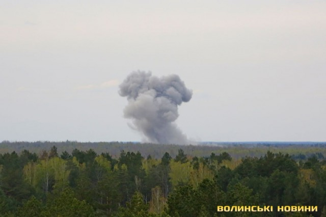 Удари бомб ФАБ-500ШЛ