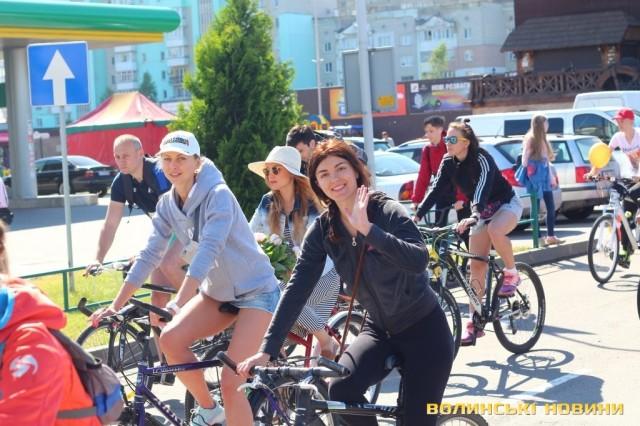 Велодень 2018: лучани на велосипедах об'їхали центральні вулиці міста (ФОТО), фото-27