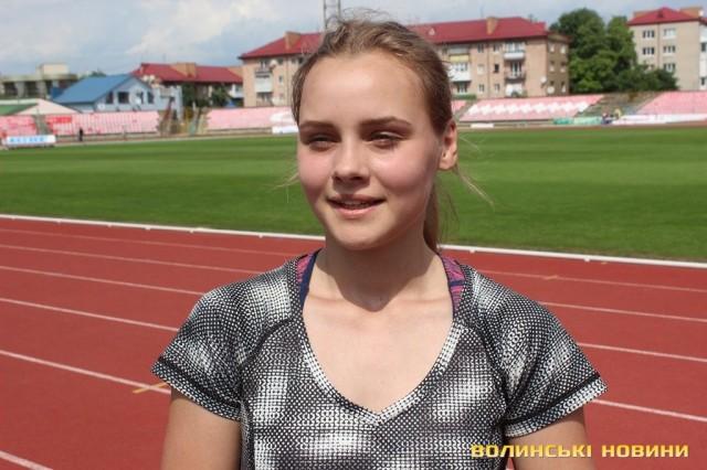 У Луцьку стартував командний чемпіонат України з легкої атлетики ... 1e28f508a4f57